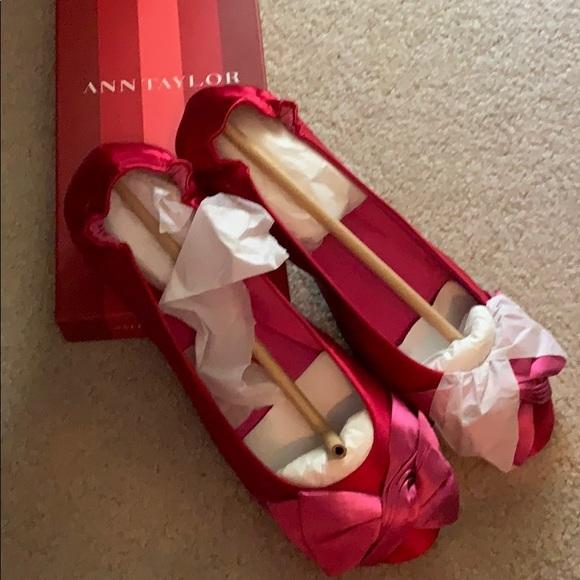 Ann Taylor Shoes - Ann Taylor Flats
